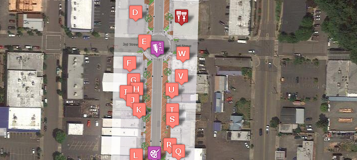 Downtown Streetscape Extravaganza – Estacada Development Association